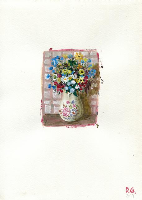 , 'Untitled 21,' 2019, Gachi Prieto