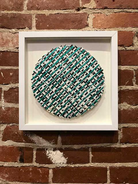 , 'Marlboro Menthol,' 2018, Mason-Nordgauer Fine Arts Gallery