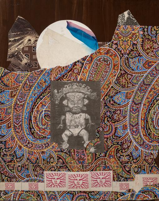 Dorothy Hood, 'Aztec Pharaoh or The Grumpy God', n.d., McClain Gallery