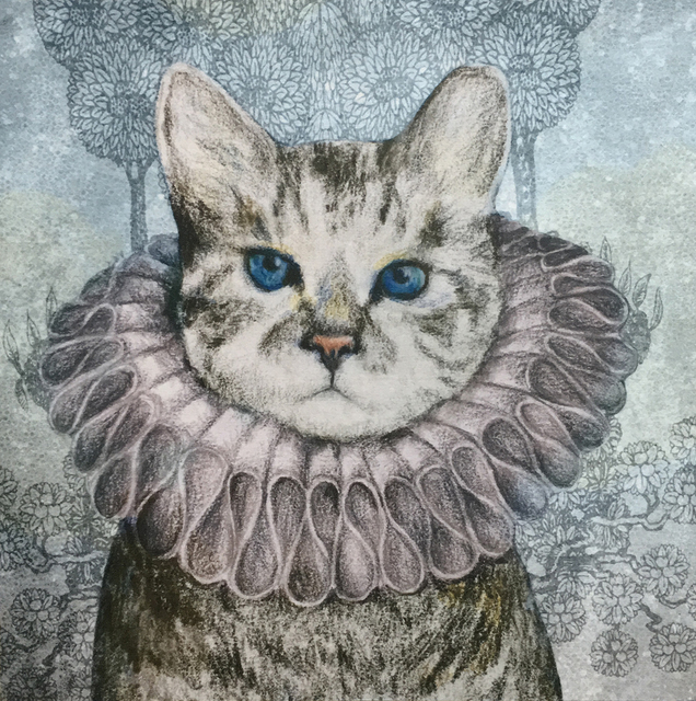 , 'Cat in a Ruff,' , Sparrow Gallery