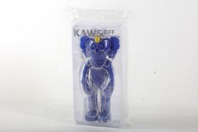 KAWS, 'BFF Blue (Kaws BFF Companion)', 2017, Chiswick Auctions