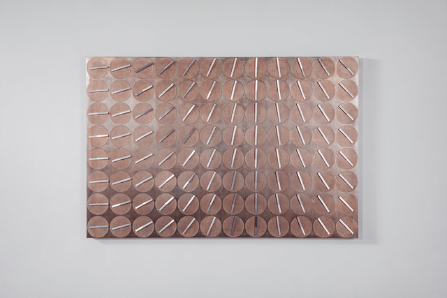 Humans Since 1982, 'A million Times 96 Copper', 2019, Design/Decorative Art, Electro-formed copper and electronic components, Gallery ALL