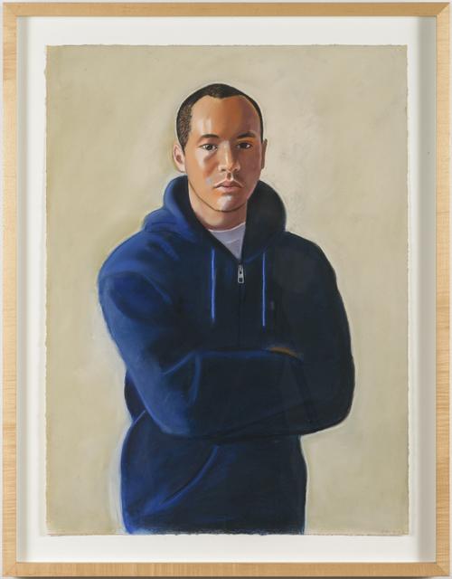Dan McCleary, 'Wilbur Urbina in Blue Jacket', 2002, Lora Schlesinger Gallery