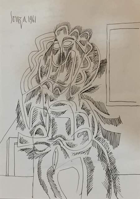 , 'Untitled,' 1962, AkaraArt