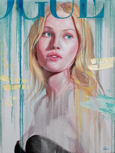 Cveta Markova, 'Vogue III', 2019, Galerie Barbara von Stechow