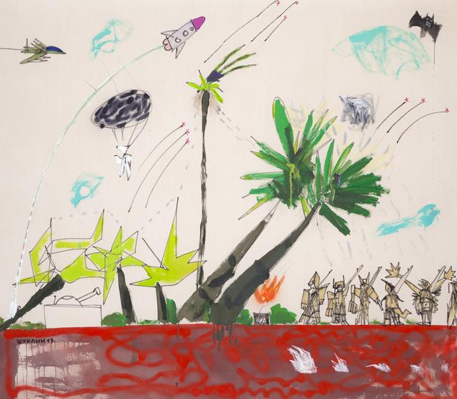, 'Truce,' 2013, Anna Nova Gallery