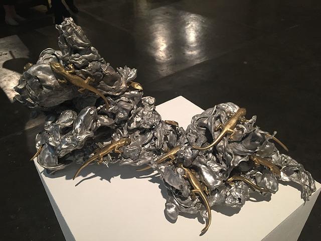 , 'Lagartos,' , Baró Galeria