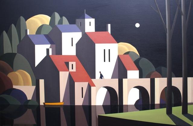 Andy Wooldrdidge, 'Beckon Bridge', 2018, Kurbatoff Gallery