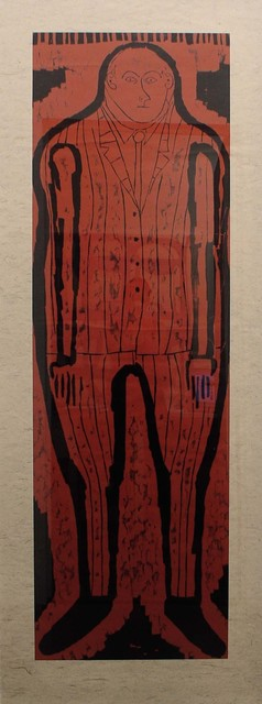 Louise Kruger, 'Untitled (Man)', c.  1970-80, Bookstein Projects