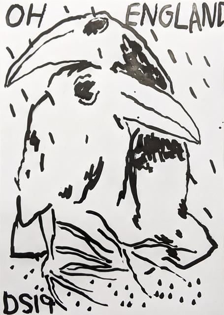 , 'English Birds,' 2019, Sim Smith