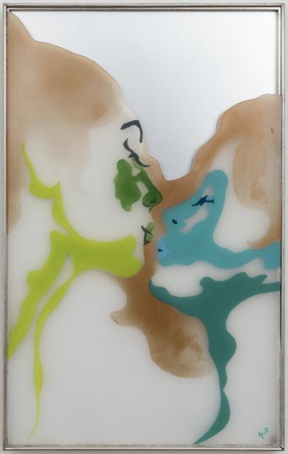 , 'Kiss me (ou Le Baiser ou Les fi!es de Mytilène),' 1969, GALERIE ANTOINE LAURENTIN