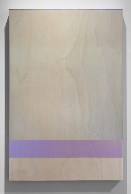 , 'Violet Calm,' 2015, Hutson Gallery