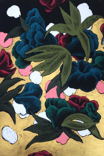 Julien Colombier, 'Golden Flowers', 2016, Le Feuvre & Roze