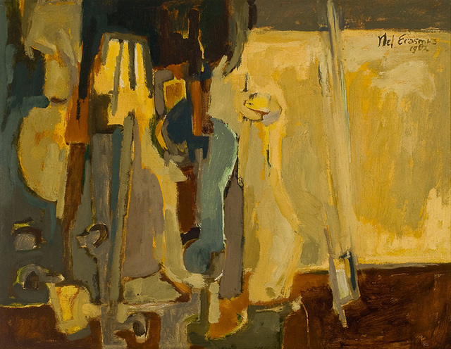 , 'Music and Wine,' 1962, SMAC