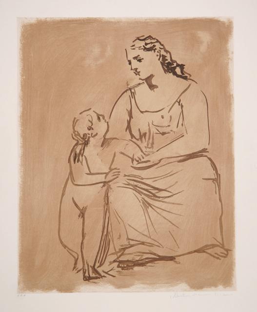 Pablo Picasso, 'Maternité, 1925', 1979-1982, RoGallery