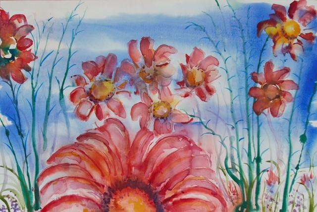 Jay Welden, 'Flowers', 2018, Tim Collom Gallery
