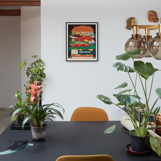 Paul Gagner, 'Dutch Burger', 2019, Print, Archival pigment print on Hahnemühle Paper - Photo rag 308g, The Jaya Gallery