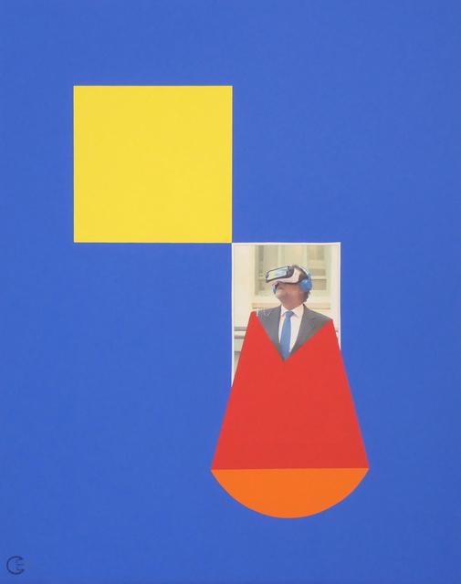 , 'Cáscara máscara 5,' 2018, Galería La Caja Negra