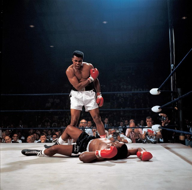 , 'Ali-Liston,' 1965, Soho Contemporary Art