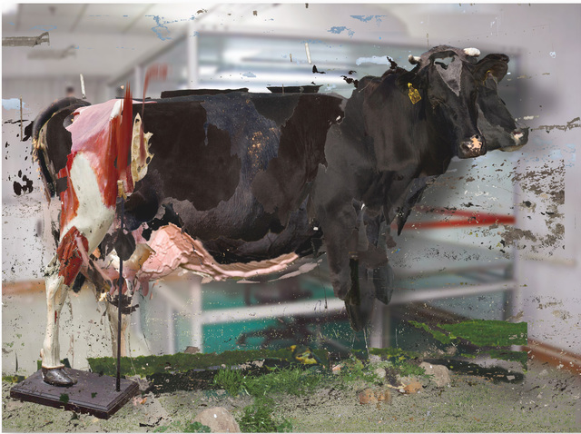 , 'Milk Model,' 2013, Catharine Clark Gallery