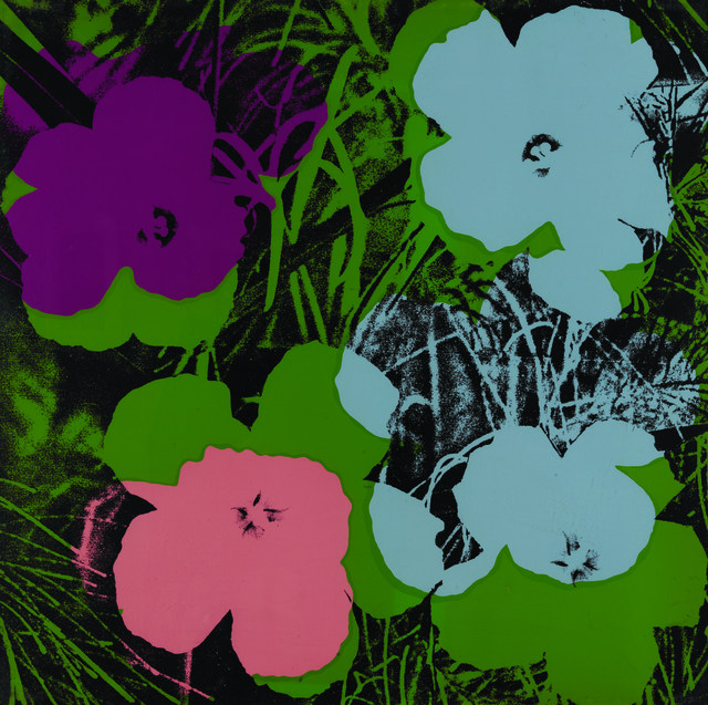 , 'Flowers,' 1970, Sims Reed Gallery