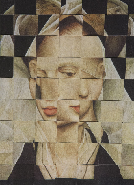, 'Van der Weyden Back & Forth,' 2014, Carter Burden Gallery