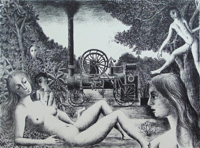 , 'Locomobile,' 1970, Gilden's Art Gallery