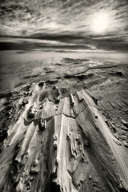 , 'Greenland Storm – N62°20 W46°48, Greenland,' 2010, Bernheimer Fine Art
