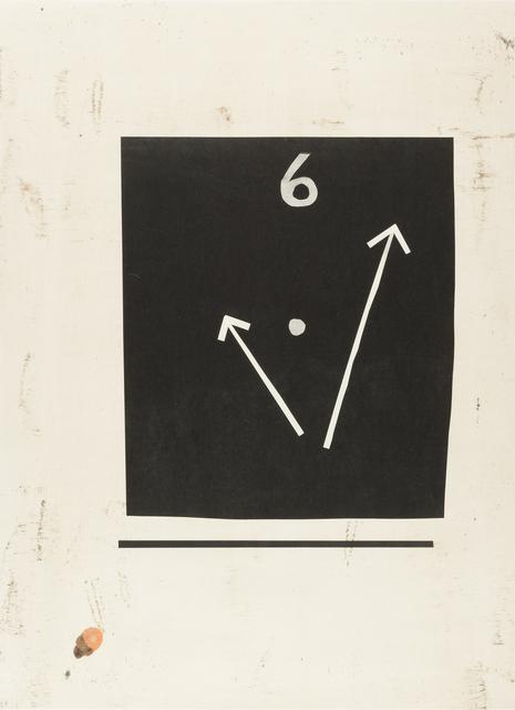 , 'Clock #2,' 2017, Highpoint Editions