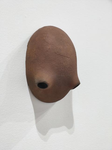 Peter Shelton, ' steeleyesdown', 1983-99, Sculpture, Cast Steel, DENK Gallery