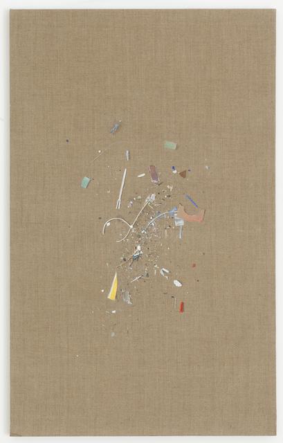 , 'Untitled (Sweepings),' 2017, Galerie Rüdiger Schöttle