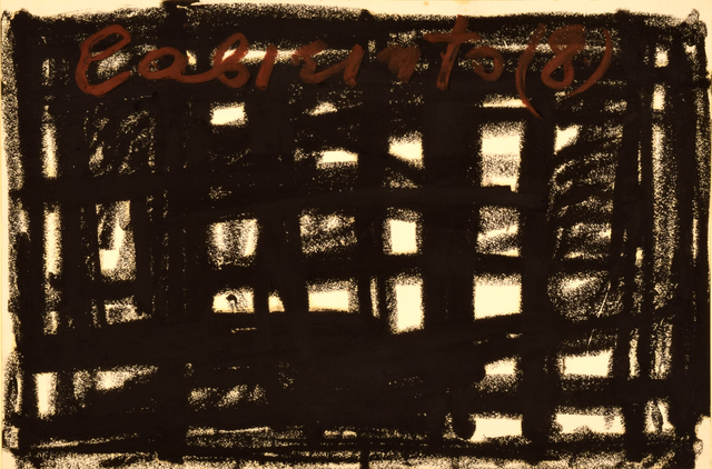 Jannis Kounellis, 'Untitled (Labyrinth 8)', 2002, Serge Sorokko Gallery