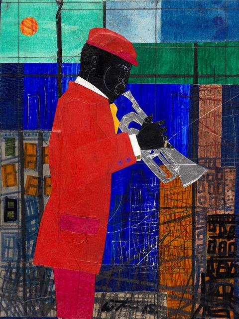 , 'Awake,' 2015, DETOUR Gallery