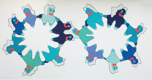 , 'Blue Wave,' 2018, CHOI&LAGER