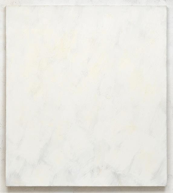 , 'Weiss / Malerisch,' 1980, Dierking