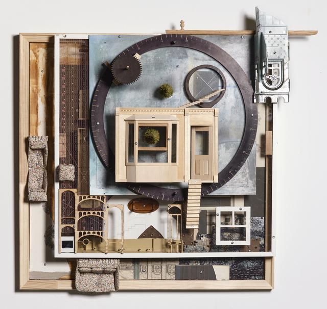 , 'City of the Oscillator,' 2016, Eleven Twenty Projects