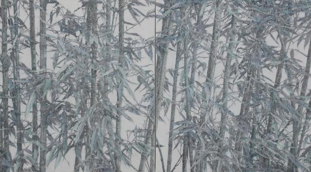 , 'Bamboo,' 2019, AROUNDSPACE GALLERY