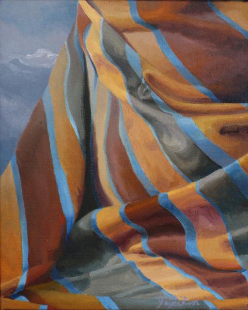 , 'Ochre Hills,' 1980, Imlay Gallery