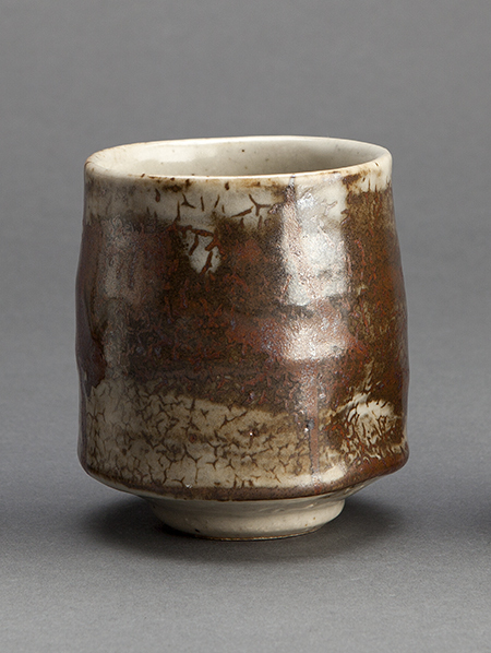 , 'Yunomi, 446 glaze with iron brushwork,' , Pucker Gallery