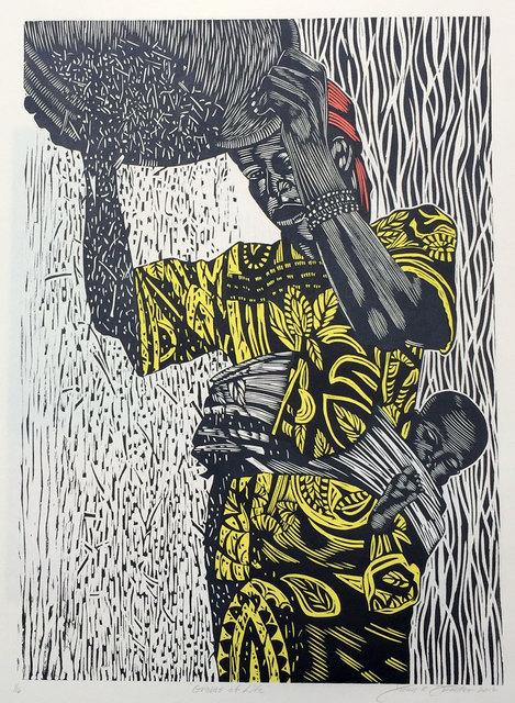 , 'Grains of Life,' 2012, Warnock Fine Arts
