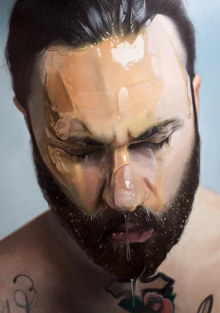 , 'The Animal,' 2016, Opera Gallery