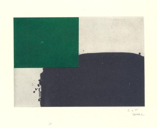 , 'Espais 4,' 1990, Polígrafa Obra Gráfica