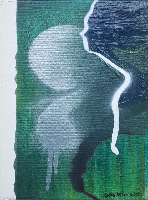 , 'IKON XIII,' 2015, Hostetler Gallery