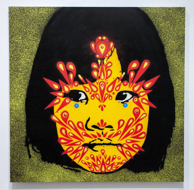 Stinkfish, 'Ho Ghi Minh Girl', 2019, Vertical Gallery
