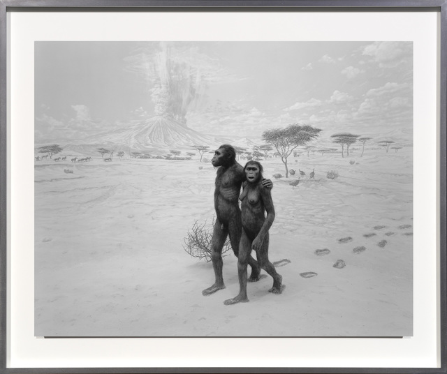 , 'Earliest Human Relatives,' 1994, Fraenkel Gallery
