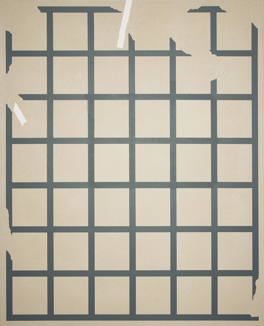 , 'Broken Grid,' 2015, 101/EXHIBIT