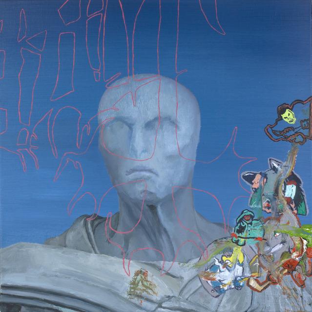 , 'Sem Título 5 - da série Pés [Untitled 5 - Feet series],' 2012 , Portas Vilaseca Galeria