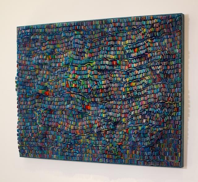 , 'Seed_ Library 대장경(大藏經)9,' 2015, Brown Gallery