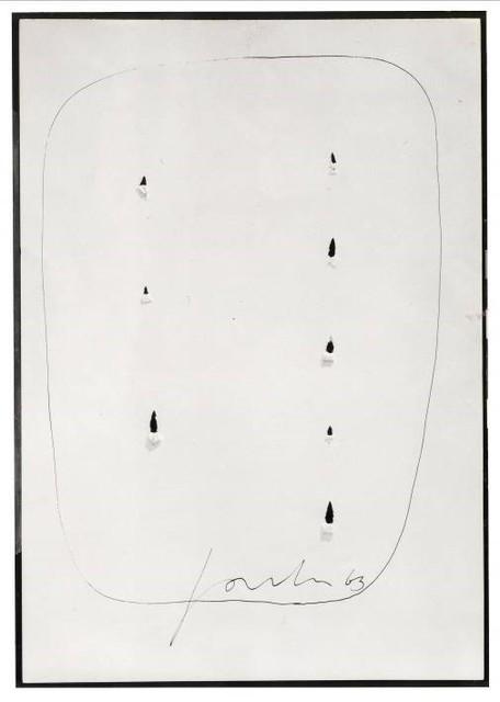 , 'Concetto spaziale,' 1963, Repetto Gallery