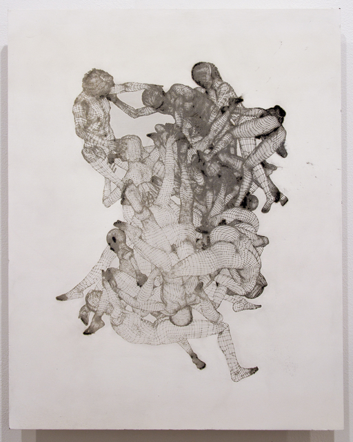 Jonathan Schipper, 'Laser Sketch #5 (At Any Given Moment)', 2019, Pierogi